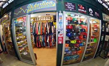 Tienda Distortion Skateshop - Vallenar