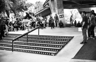 Dc Shoes Chile - Best Trick en Skatepark Las Condes