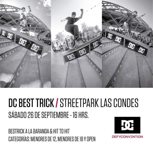 Dc Shoes Chile - Best Trick
