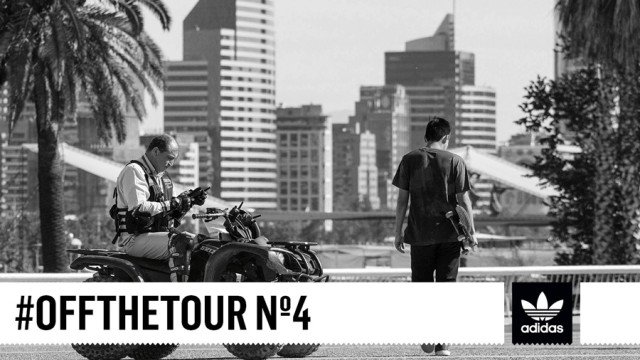 adidas skateboarding Chile - Boost The Bar Tour - Off-the-tour