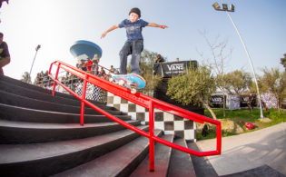 Vans Waffle Series Chile 2016