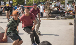 DC SHOES CHILE - KING OF SANTIAGO 2016 - SkateRace1