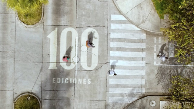 DOCUMENTAL 100 EDICIONES LA TABLA