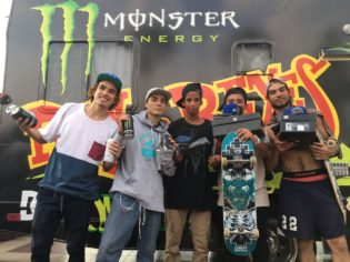 Monster Energy Rey de Reyes On Tour 2017 - Arica - presentado por Dc Shoes