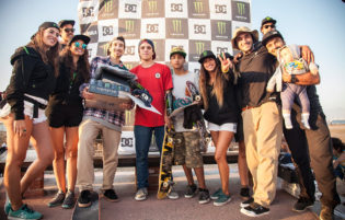 Monster Energy Rey de Reyes On Tour 2017 - La Serena - presentado por Dc Shoes