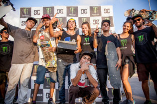 Monster Energy Rey de Reyes On Tour 2017 - Antofagasta - presentado por Dc Shoes