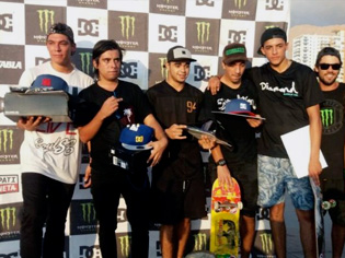 Monster Energy Rey de Reyes On Tour 2017 - Iquique - presentado por Dc Shoes