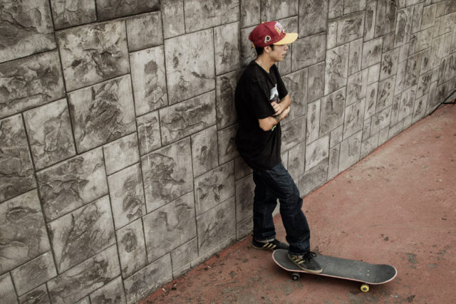adidas skateboarding Chile - Introducing Team Amateur - Lukas Molina