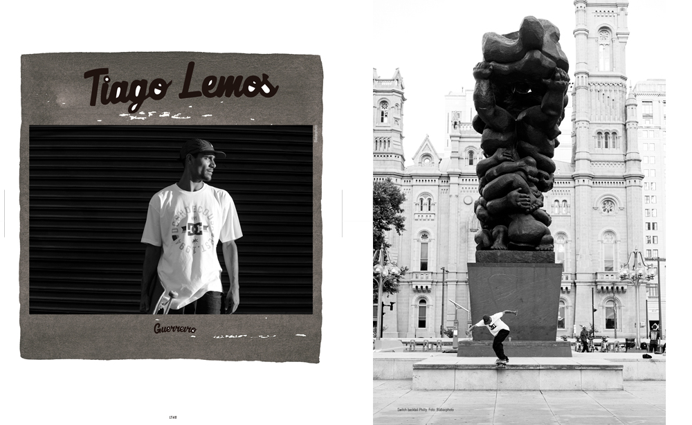 LA TABLA 104 - ENTREVISTA A TIAGO LEMOS - DC SHOES
