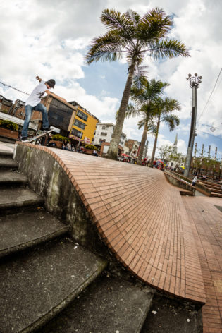 adidas Skateboarding Chile - 'Chimba Paisa' Tour a Colombia