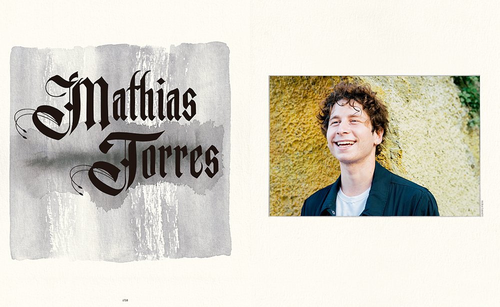 LA TABLA 107 - Entrevista a Mathias Torres