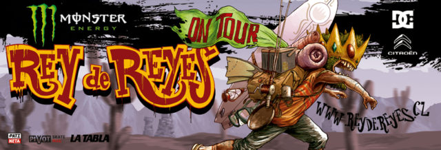 Monster Energy Rey de Reyes by Dc Shoes 2018