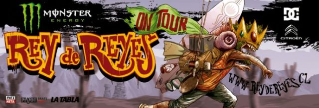 Monster Energy Rey de Reyes by Dc Shoes y Citroen On Tour 2018