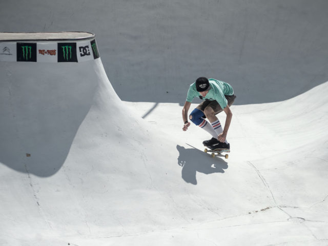 Monster Energy Rey de Reyes by Dc Shoes y Citroen 2018 - Bowl