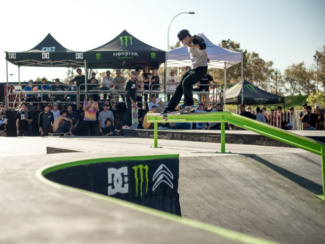 Monster Energy Rey de Reyes by Dc Shoes y Citroen 2018 - Street