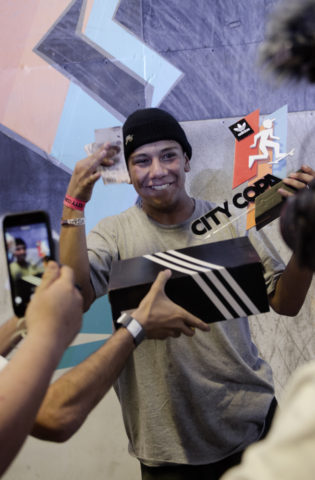 adidas Skateboarding - City Copa Mexico
