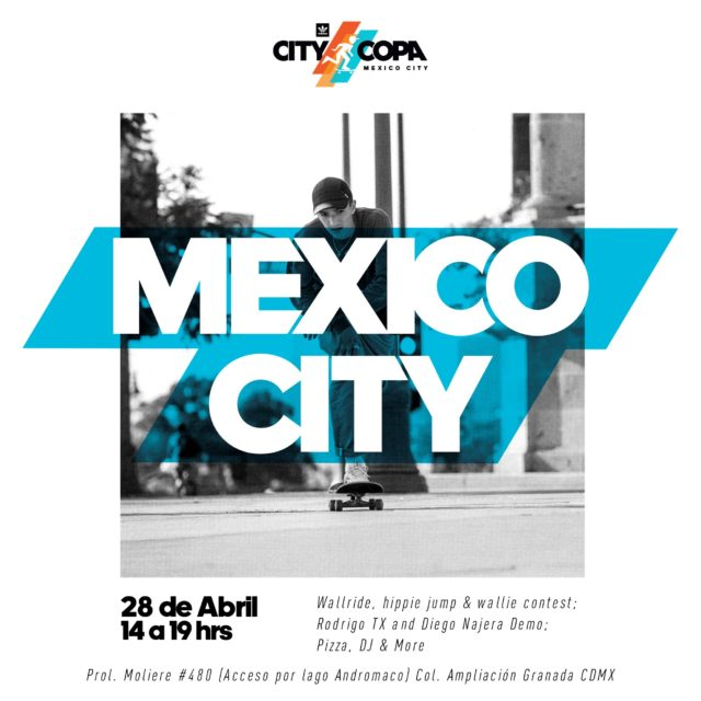 adidas Skateboarding - Copa City - Mexico