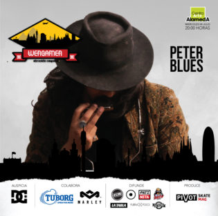 WENGAMENFEST -PeterBlues