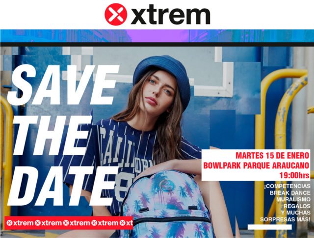 Xtrem Save The Date